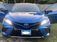 Toyota Camry 3,5L 2018