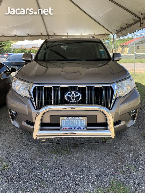 Toyota Land Cruiser Prado 3,0L 2018-2