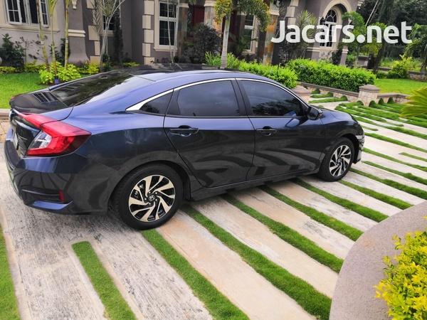 Honda Civic 1,6L 2018-4