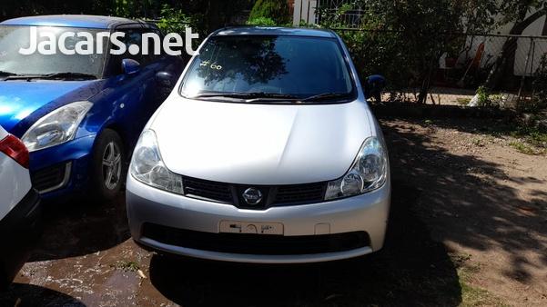 Nissan Wingroad 1,5L 2014-11