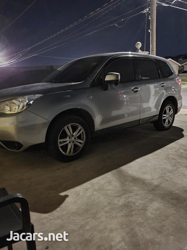 Subaru Forester 2,0L 2014-7
