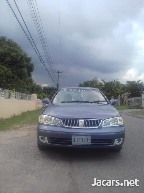 Nissan Sunny 1,6L 2003-2