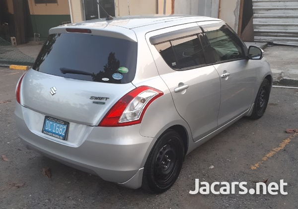 Suzuki Swift RS 1,3L 2014-2