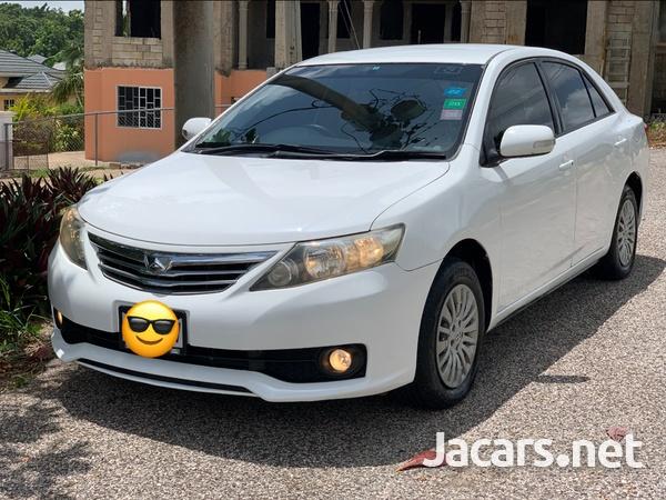 Toyota Allion 2,0L 2010-1