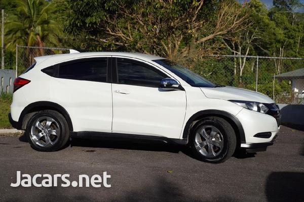 Honda HR-V 1,5L 2016-3