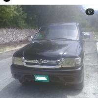 Isuzu Pick-up 1,8L 2006
