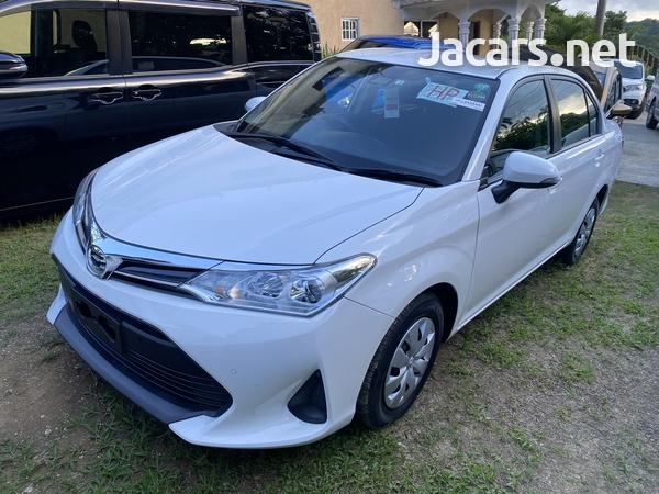 Toyota Axio 1,3L 2018-2