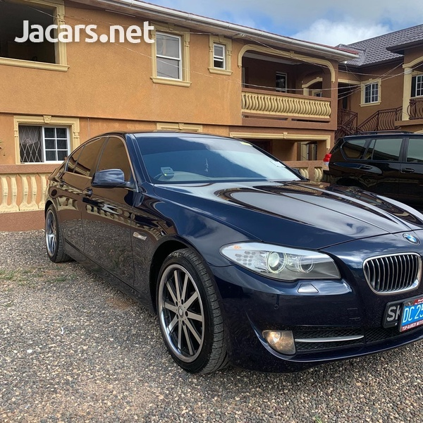BMW 5-Series 2,0L 2011-9