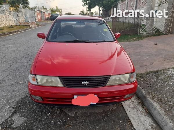 Nissan Sentra 1,5L 1995-1