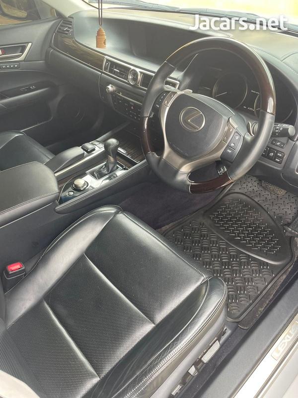 Lexus GS 3,5L 2013-5