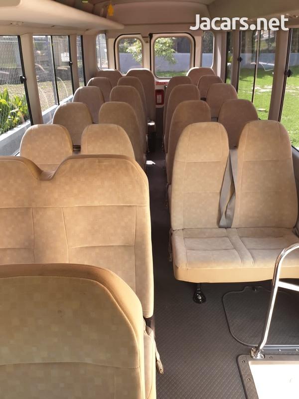 2018 Toyota Coaster Bus-4