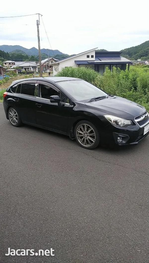 Subaru Impreza 1,5L 2012-6