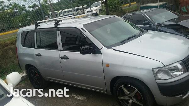 Toyota Probox 0,4L 2014-2