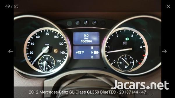 Mercedes-Benz GL-Class 3,0L 2012-7