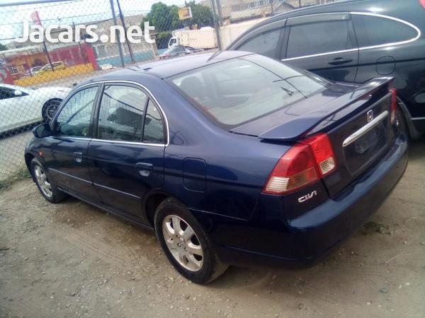 Honda Civic 1,5L 2003-8
