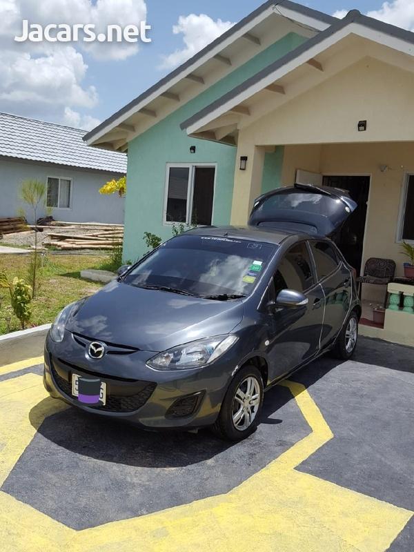 Mazda Demio 1,3L 2012-8