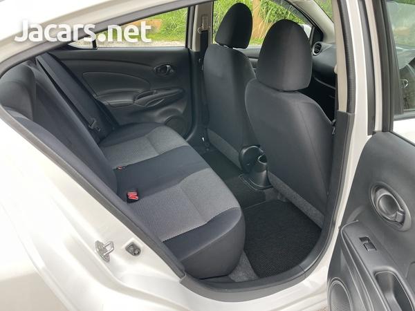 Nissan Latio 1,5L 2016-8