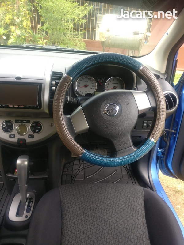 Nissan Note 1,2L 2012-7