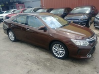 Toyota Camry 2,5L 2015