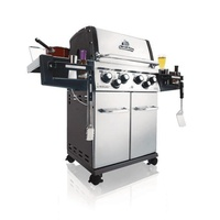 BBQ GRILL BROILER KING GRILL
