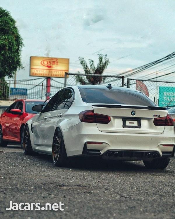 BMW M3 2,0L 2016-4