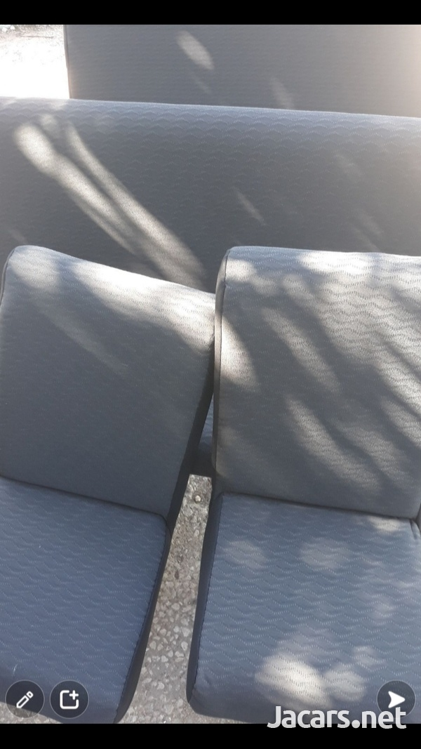 WE BUILD AND INSTALL BUS SEATS.CONTACT 8762921460-5