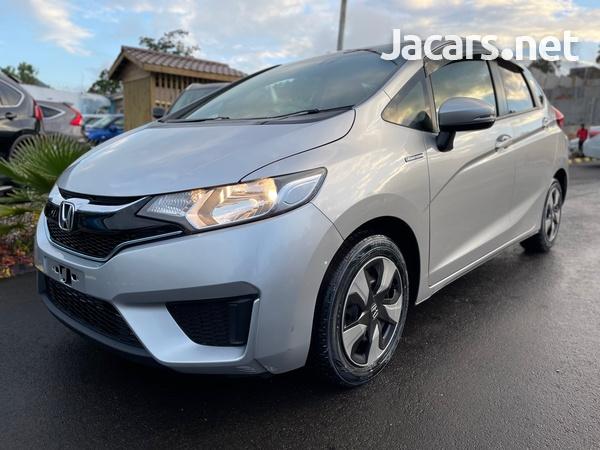 Honda Fit 1,4L 2016-3