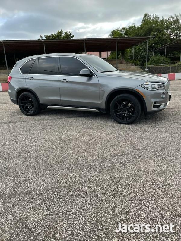 BMW X5 4,4L 2017-4