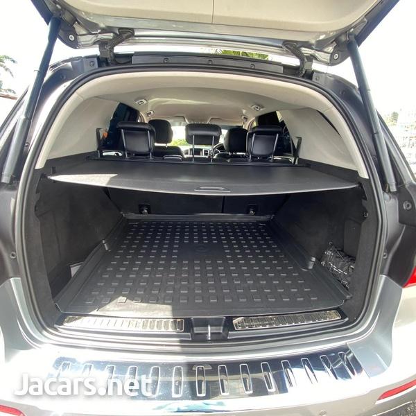 Mercedes-Benz M-Class 3,5L 2014-9
