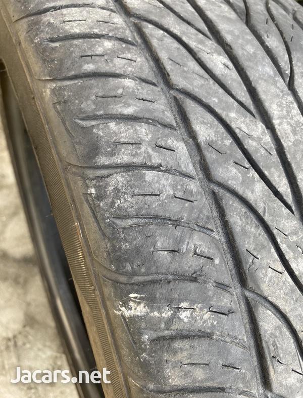 Car Tire size 225/50 ZR17-3
