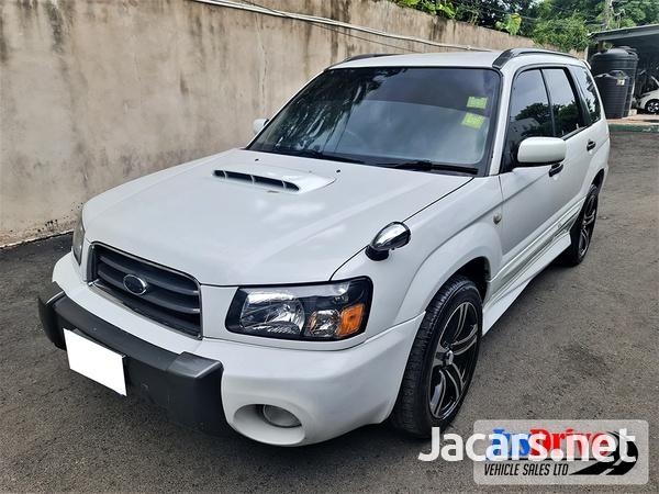 Subaru Forester 2,0L 2004-3