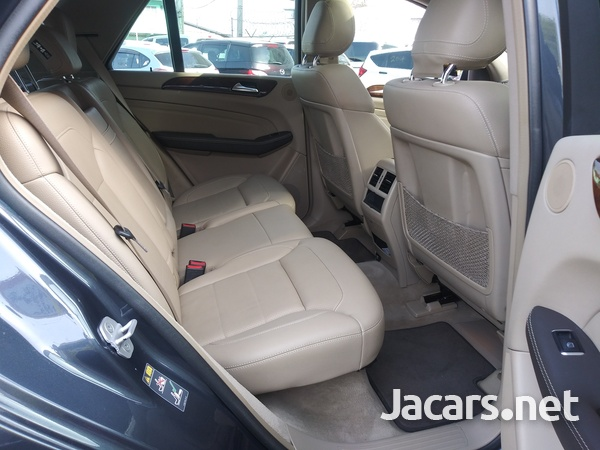 Mercedes-Benz M-Class 3,0L 2015-8
