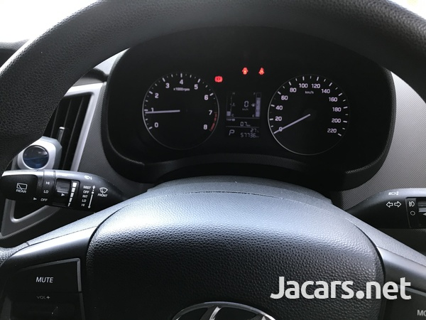 Hyundai Creta 1,6L 2019-7
