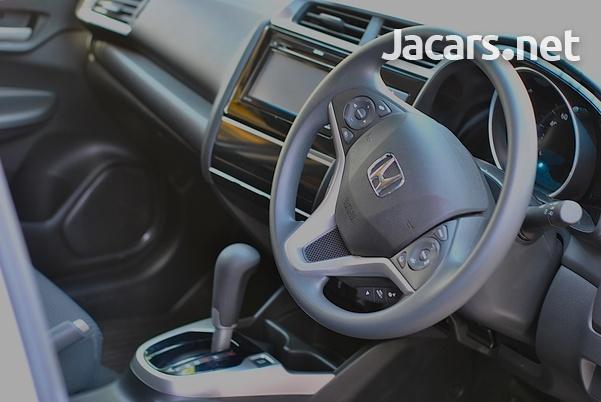 Honda Fit 1,3L 2019-8