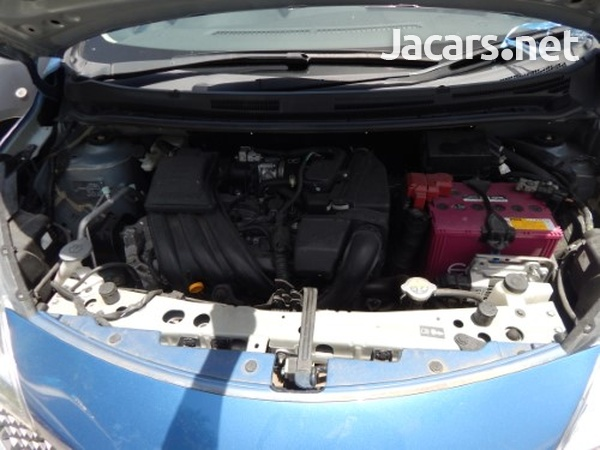 Nissan Note 1,3L 2014-2