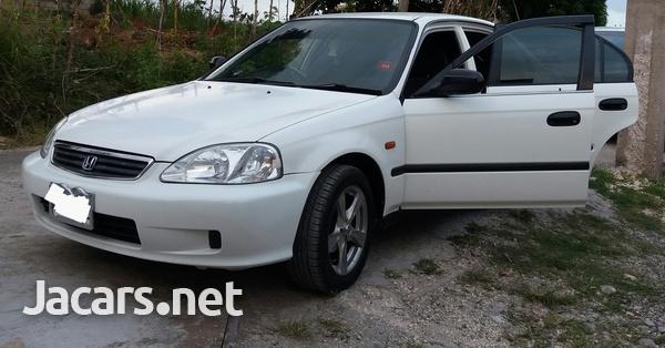 Honda Civic 1,5L 2000-2
