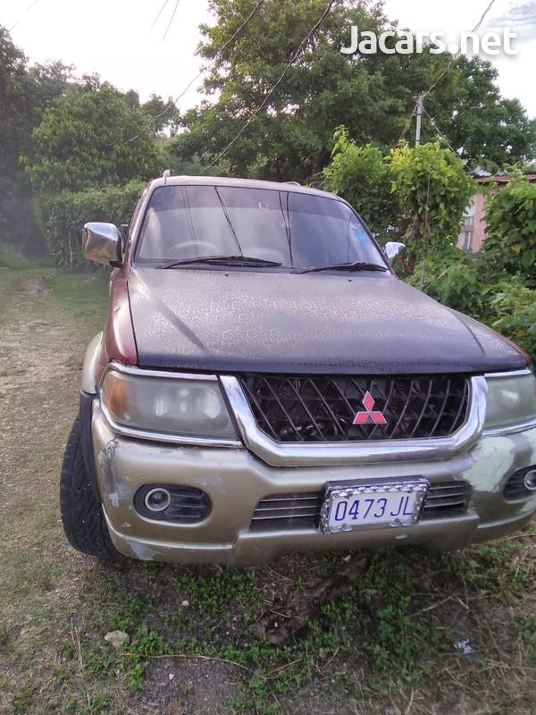 Mitsubishi Montero sport 4,0L 2001-6