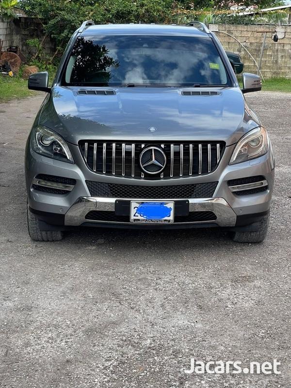 Mercedes-Benz GLE-Class 3,5L 2014-2