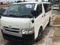 Toyota Hiace Bus 1,6L 2017