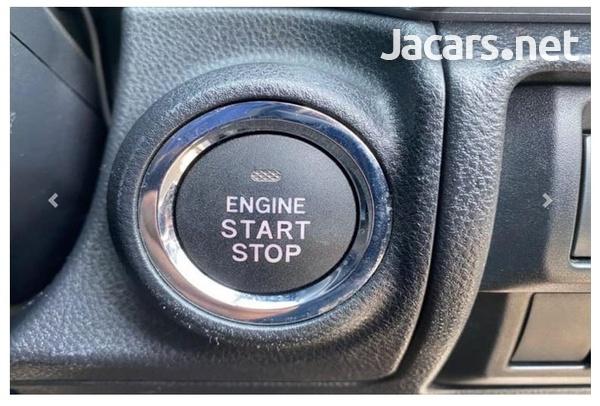 Subaru XV 2,0L 2017-15