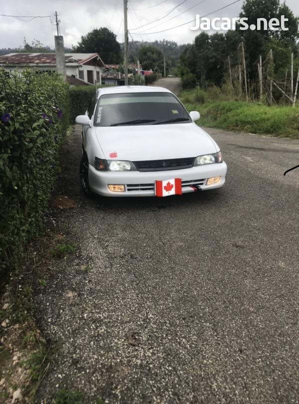 Toyota Corolla 1,5L 1991-1