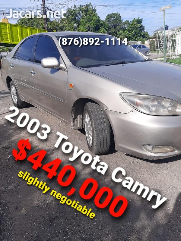 Toyota Camry 2,0L 2003-1