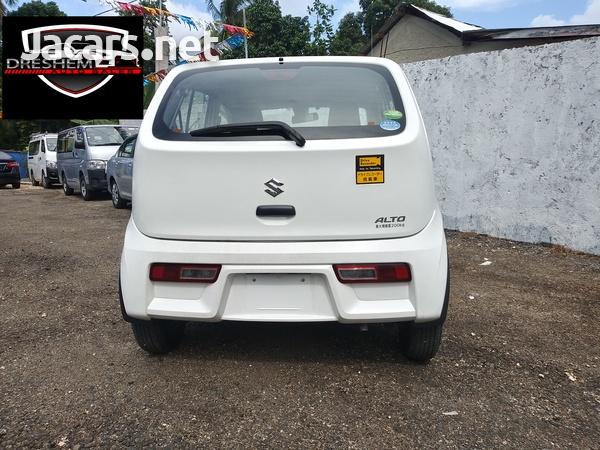 Suzuki Alto 0,7L 2019-11