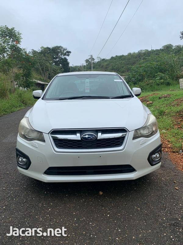 Subaru G4 2,0L 2012-2