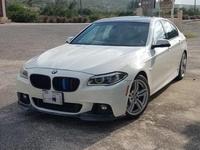 BMW 5-Series 3,5L 2015