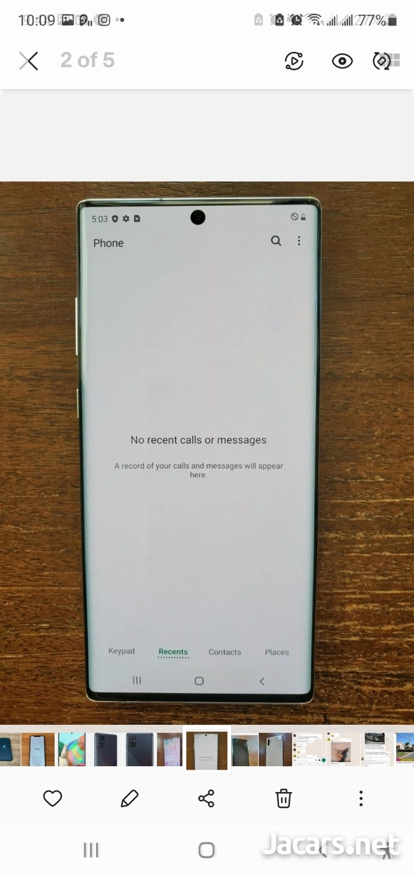 SAMSUNG GALAXY NOTE 10 PLUS 256GB DUAL SIM-3
