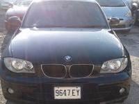 BMW 1-Series 1,9L 2006