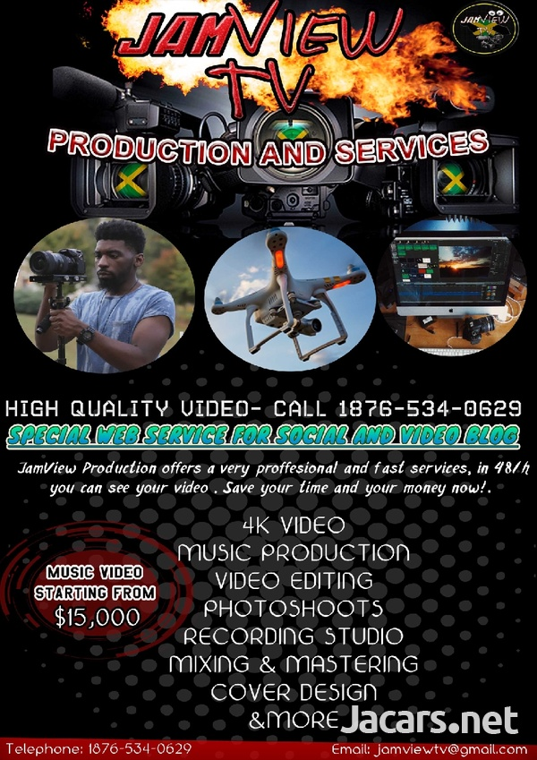 Photography/Videography Service