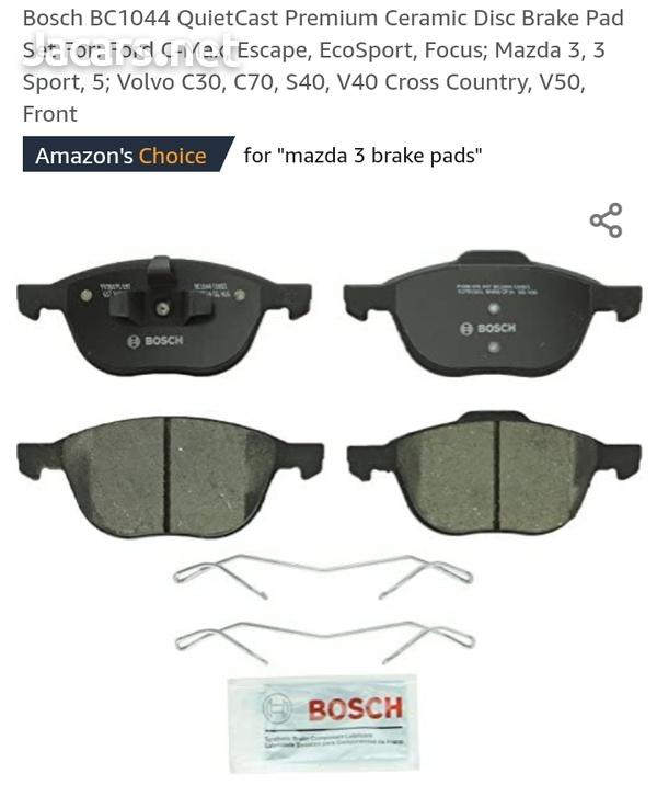 Bosch BC1044 Ceramic Pads for Mazda 3/ Axela