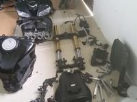 Cbr 600rr 2007 to 2012 honda parts